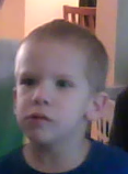 Carter, 3 years old