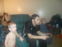 The Boyfriend, Carter and Kenzie Into Games