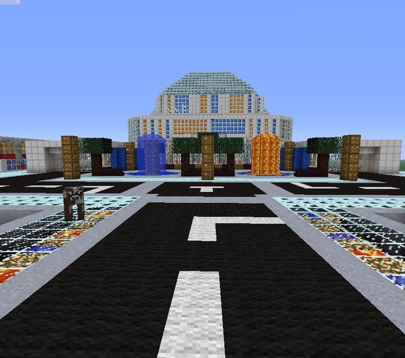 Town Hall - Ground Level